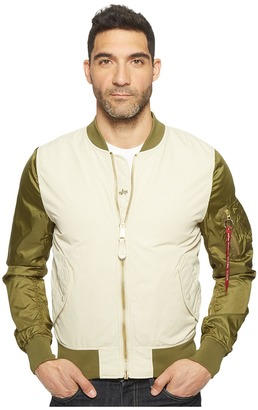 Alpha Industries - L-2B Dragonfly Blood Chit Jacket Coat $145 thestylecure.com