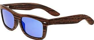 Earth Wood ESG005E Maya Polarized Sunglasses
