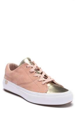 53e111b42309 Sperry Haven Metallic Leather Sneaker