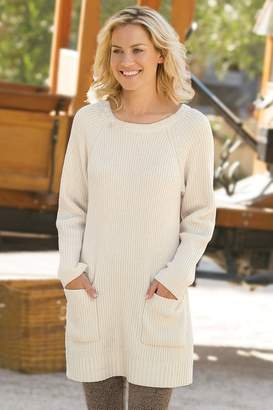 Soft Surroundings Cozy Chenille Pullover