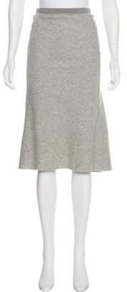 Marc Jacobs Flared Knee-Length Skirt
