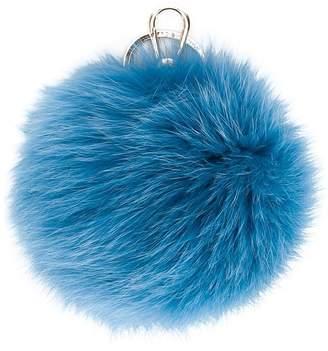Furla fur keyring