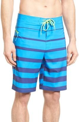 Men's Vineyard Vines Stripe Board Shorts $89.50 thestylecure.com