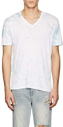 ATM Anthony Thomas Melillo Men's Tie-Dyed Slub Cotton T-Shirt