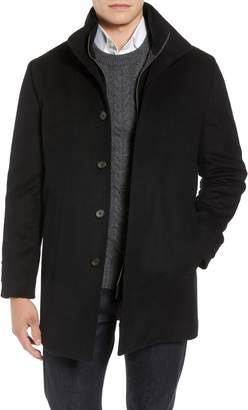 John W. Nordstrom R) Hudson Wool Car Coat