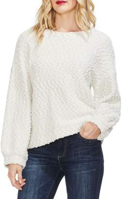 Vince Camuto Cozy Chenille Knit Top