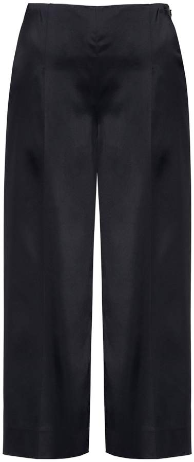 ChalayanCropped Wide Leg Trousers