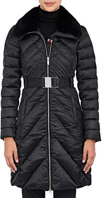 Rossignol Women's Maud Fur-Trimmed Down-Quilted Coat