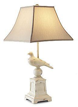 Linden Street® Rustic Bird Table Lamp
