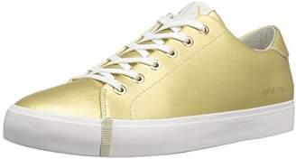 Armani Exchange A|X Women's Eco Leather Fashion Sneaker