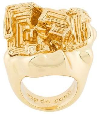 Coup De Coeur Vortex Stone ring