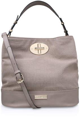 Carvela Nadia Slouch Lock Bag