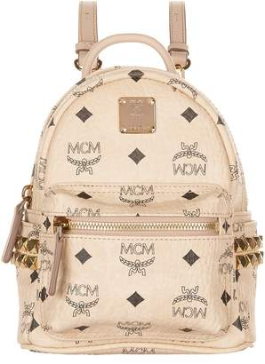 MCM X-Mini Stark Bebe Boo Backpack