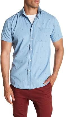 Cotton On & Co. Vintage Prep Short Sleeve Regular Fit Shirt