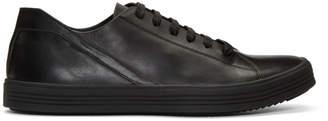Rick Owens Black Geotrasher Sneakers