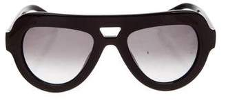 MICHAEL Michael Kors Marisa Aviator Sunglasses