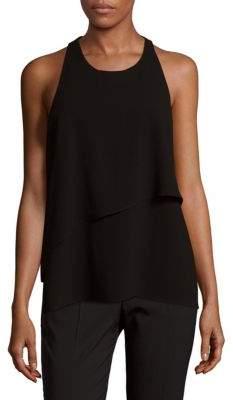 BCBGMAXAZRIA Woven Sportswear Tank Top