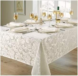 Very Cadiz 8 Place Setting Tablecloth and Napkin Set – Glacier