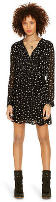 Ralph Lauren Denim & Supply Star-Print Sheer Dress $125 thestylecure.com