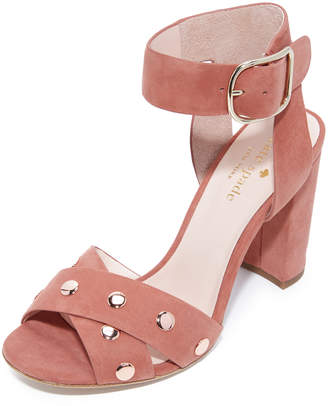 Kate Spade New York Oakwood Sandals $258 thestylecure.com