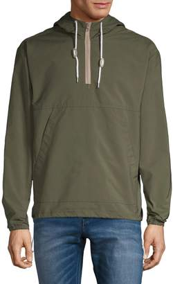 Core Life Long-Sleeve Hooded Jacket