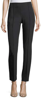 Lafayette 148 New York Gramercy Acclaimed-Stretch Pants, Plus Size