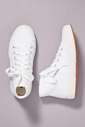 Superga High-Top Canvas Sneakers
