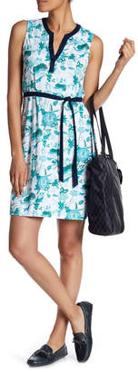 Tommy Bahama Naxos Blooms Sleeveless Dress