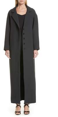 Jacquemus Le Manteau Almar Wool Blend Coat