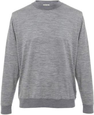 Camoshita Long Sleeve Wool Shirt