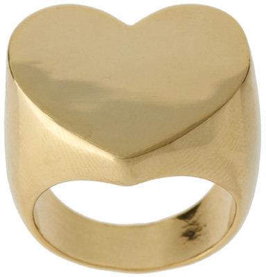 Orelia Chunky Shaped Ring