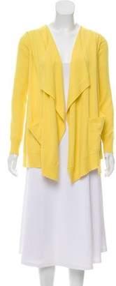 Diane von Furstenberg Wool Open Front Cardigan