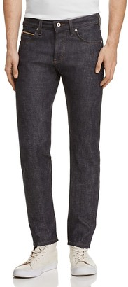 Naked & Famous Superskinny Guy Super Slim Fit Jeans in Indigo $160 thestylecure.com