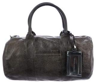 Brunello Cucinelli Textured Leather Handle Bag