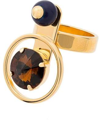 Marni Multi Stone Orb Ring