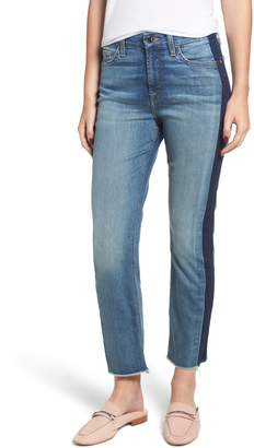 Jen7 Shadow Seam Straight Crop Jeans