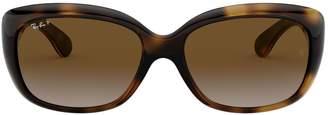 Ray-Ban Jackie Ohh Oversized Sunglasses