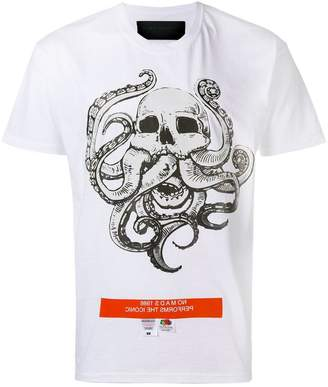 Sold Out Frvr octopus print T-shirt