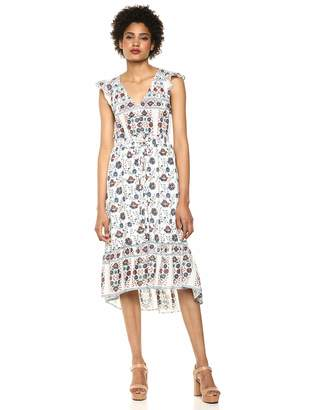 Lucky Brand Women's Printed Felice Dress