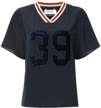Muveil V-neck 39 T-shirt