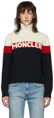 Moncler Tricolor Logo Sweater