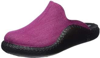 Romika Unisex Kids' Mokasso 116 Unlined Slippers Purple Size: