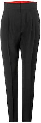Haider Ackermann Virgin wool trousers