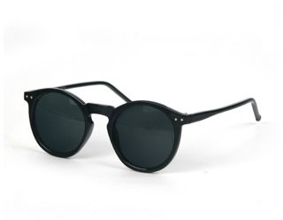 Pop Fashionwear Unisex Retro Round Old School Sunglasses P1123