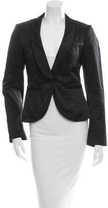 Jean Paul Gaultier Single Button Blazer $110 thestylecure.com