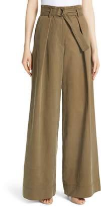 Ulla Johnson Rhodes Paperbag Waist Pants