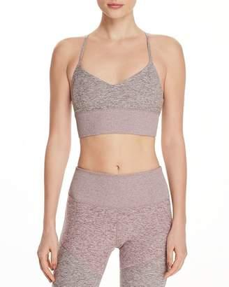Alo Yoga Lush Alosoft Strappy Sports Bra
