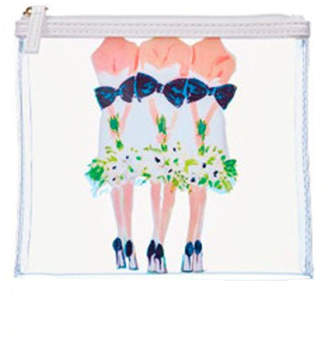 Toss Bridesmaid's Pouch