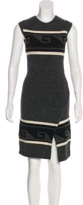 Isabel Marant Knit Knee-Length Dress