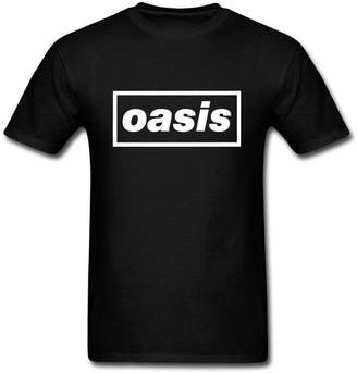 Oasis DWYZH The Rock Band Men's T-Shirts